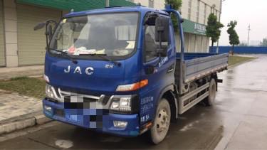 江淮其他車系 載貨車  156匹 2019年08月 4x2