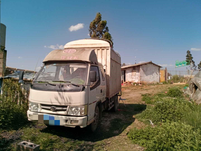 一汽解放其他车系 载货车  78匹 2009年11月 4x2