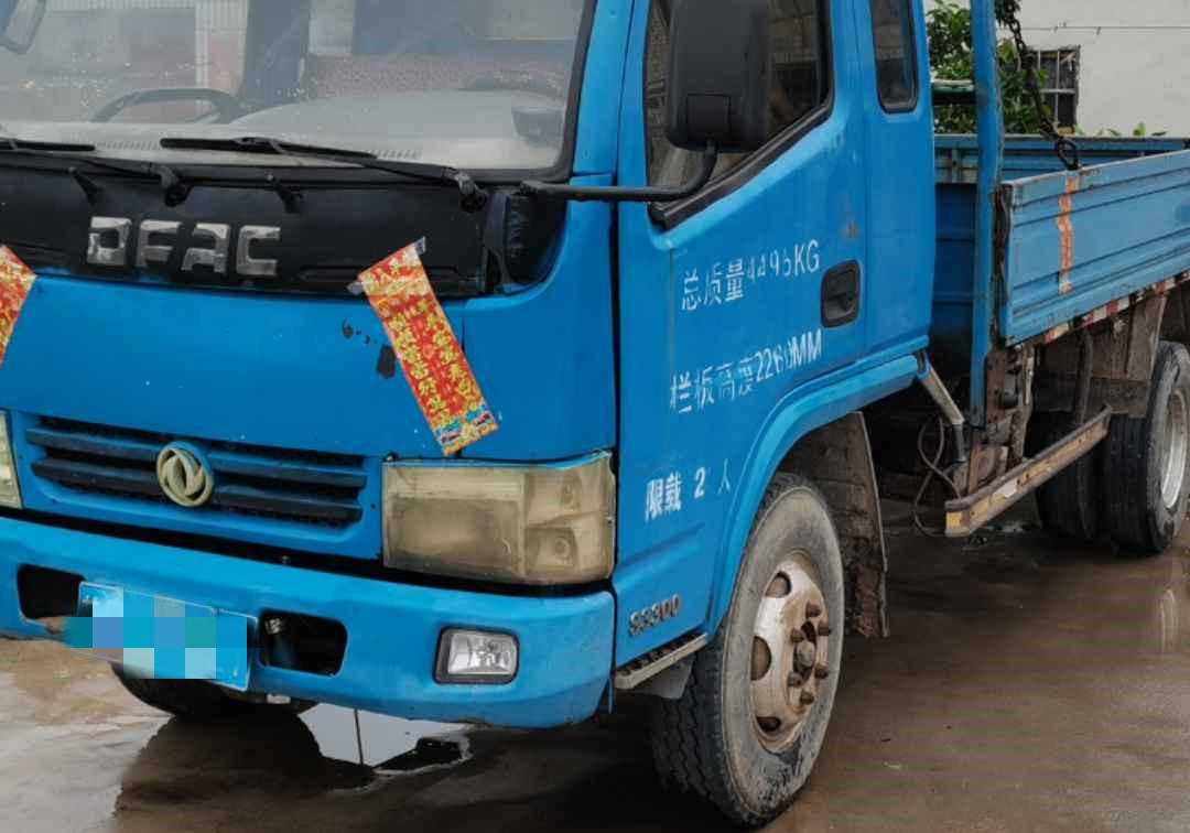 東風其他車系 其他車型  95匹 2011年08月 4x2
