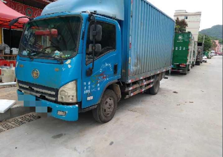 青島解放途V 載貨車  120匹 2014年04月 4x2