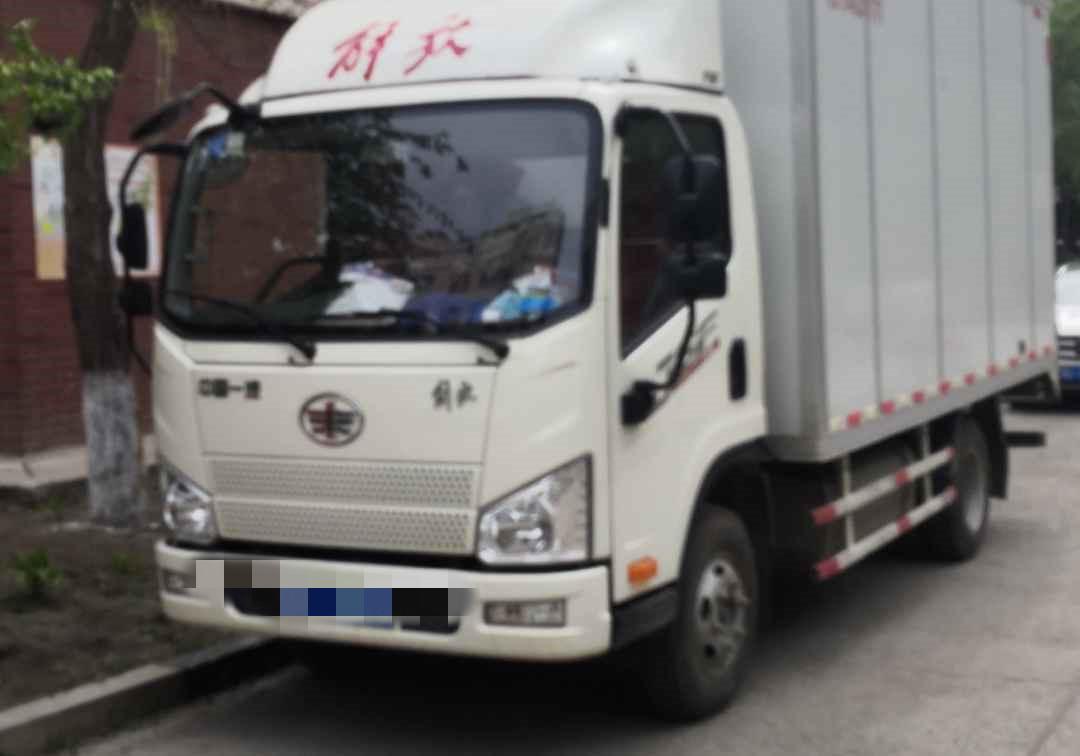 一汽解放其他車系 載貨車  130匹 2019年05月 4x2