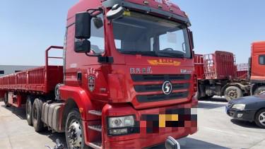 陜汽德龍新M3000 牽引車  375匹 2016年12月 6x4