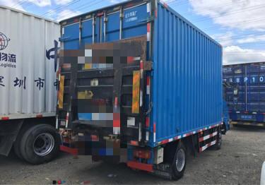 東風嘉運 載貨車  150匹 2017年09月 4x2