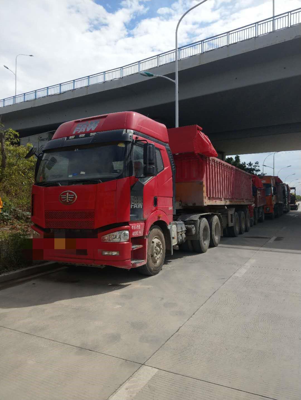 一汽解放其他车系 牵引车  390匹 2012年06月 6x4