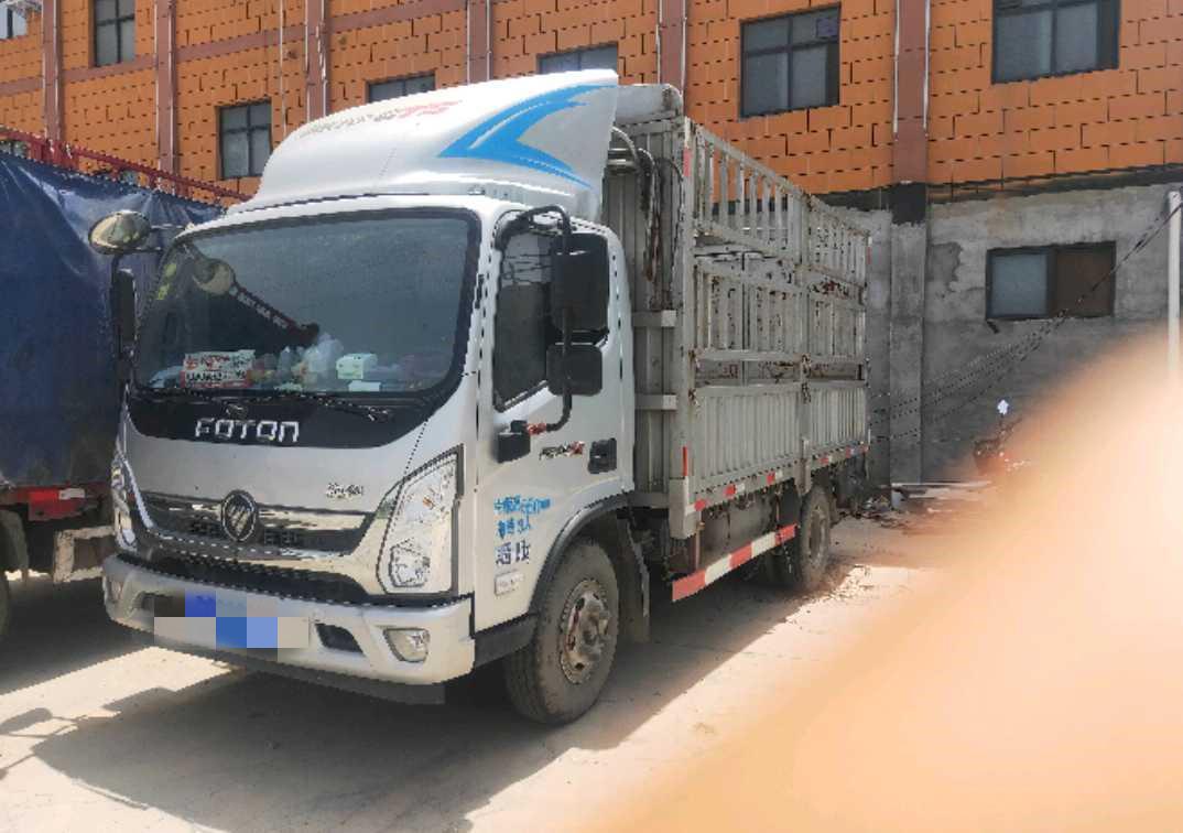 福田歐曼GTL 載貨車  160匹 2018年09月 4x2