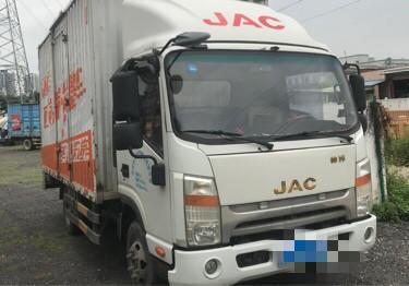 江淮其他車系 載貨車  156匹 2016年03月 4x2