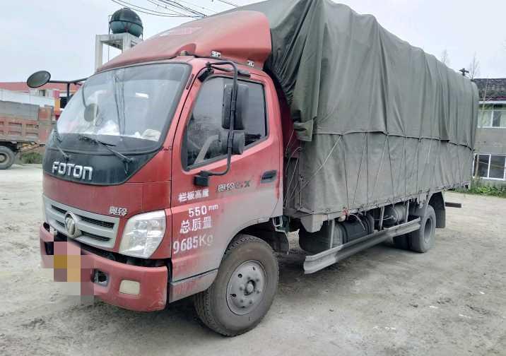 #其他品牌 载货车  156匹 2015年11月 4x2