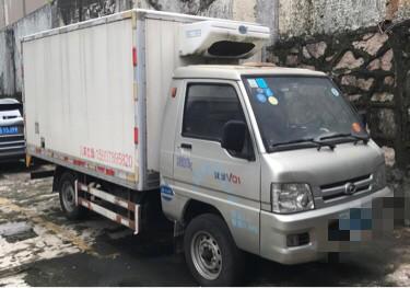 北汽福田其他车系 载货车  61匹 2015年05月 4x2