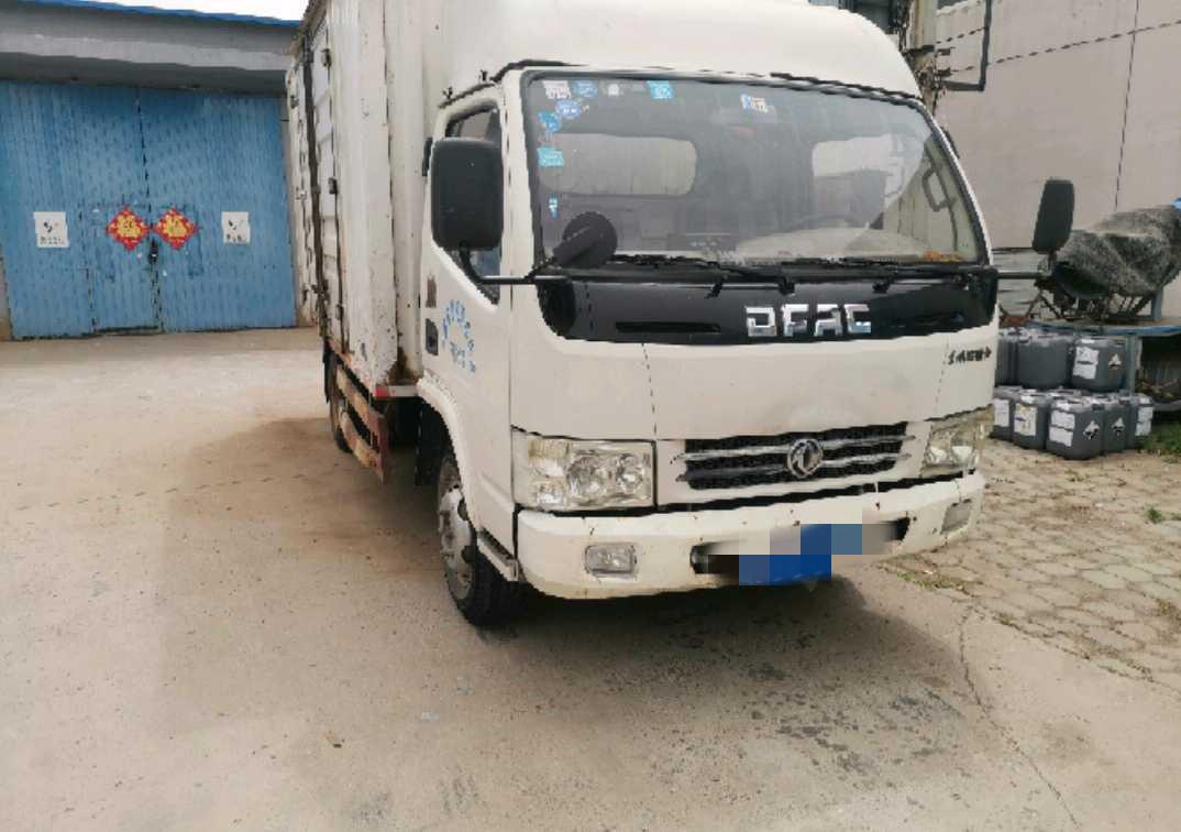 東風創普 載貨車  108匹 2013年09月 4x2