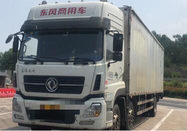 東風天龍 載貨車  270匹 2015年10月 6x2