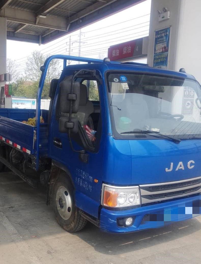江淮其他車系 載貨車  115匹 2019年04月 4x2