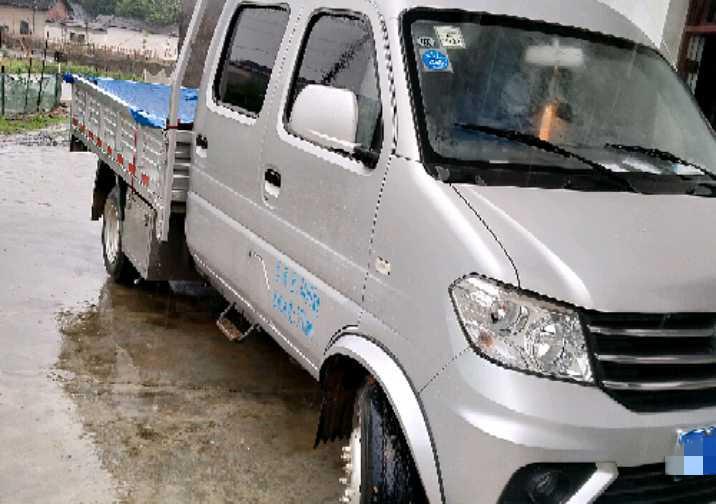 東風其他車系 載貨車  90匹 2019年06月 6x4
