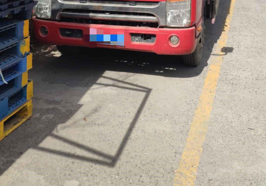 江淮其他车系 载货车  120匹 2014年07月 4x2