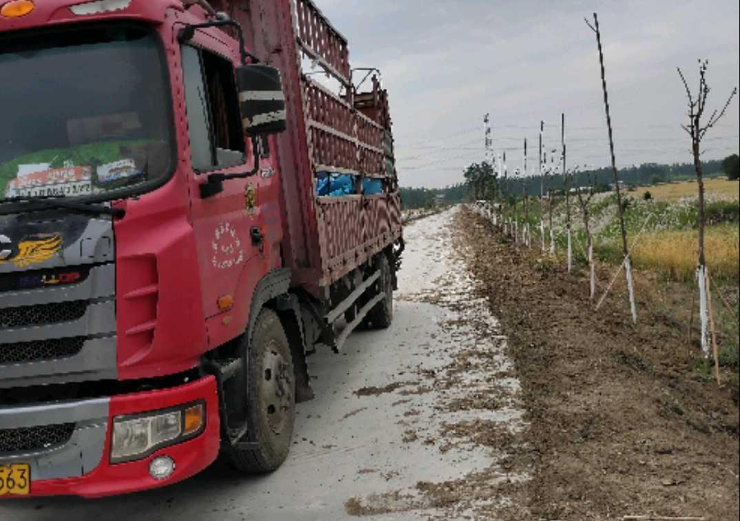 江淮格爾發K3X重卡 載貨車  160匹 2013年10月 4x2