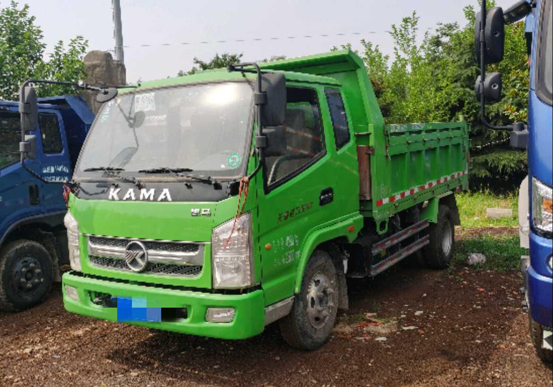 凱馬GK8福運來 自卸車  130匹 2018年05月 4x2