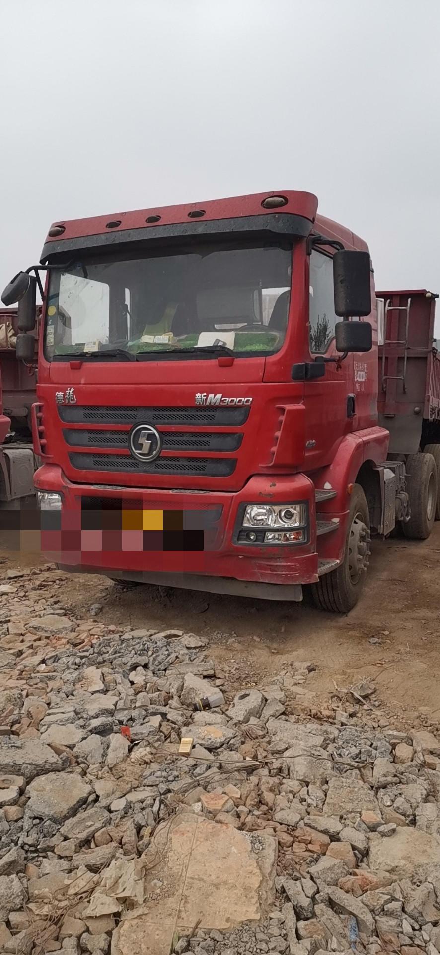 陕汽其他车系 牵引车  430匹 2017年01月 6x4