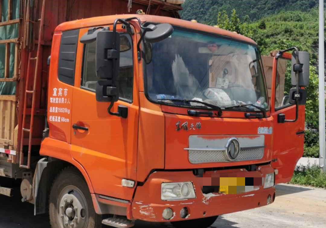 東風天錦 載貨車  160匹 2011年07月 6x2