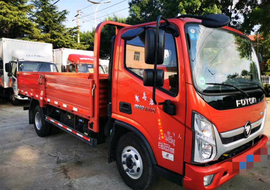 福田歐曼其他車系 載貨車  130匹 2019年04月 4x2