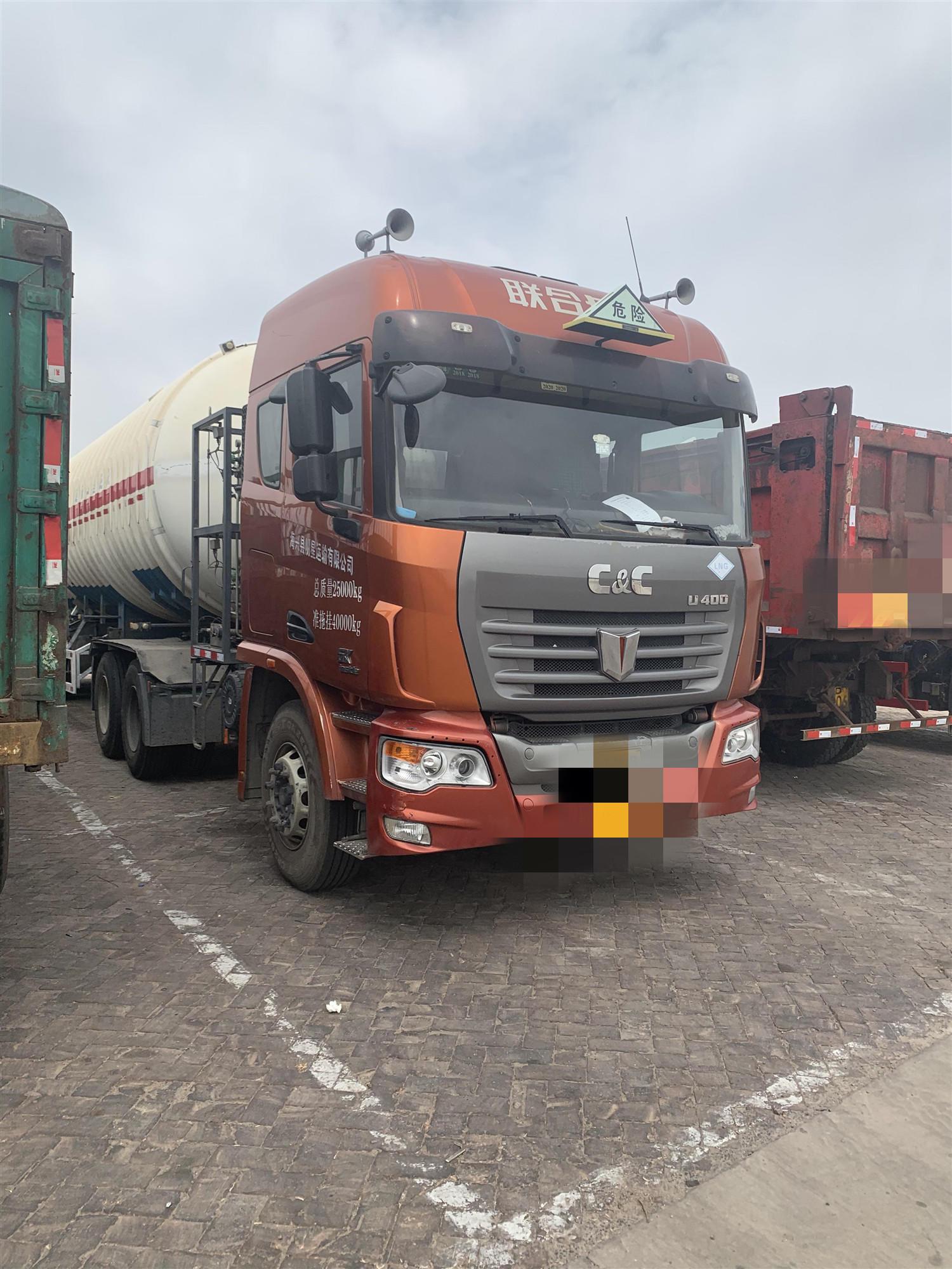 聯合卡車其他車系 牽引車  400匹 2014年07月 6x4