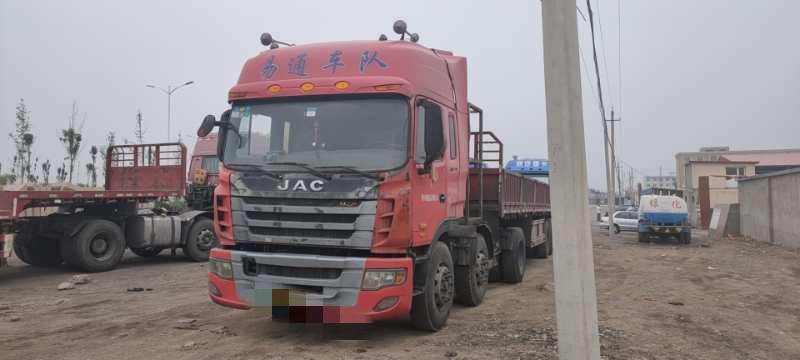 江淮其他車系 牽引車  350匹 2013年02月 6x4