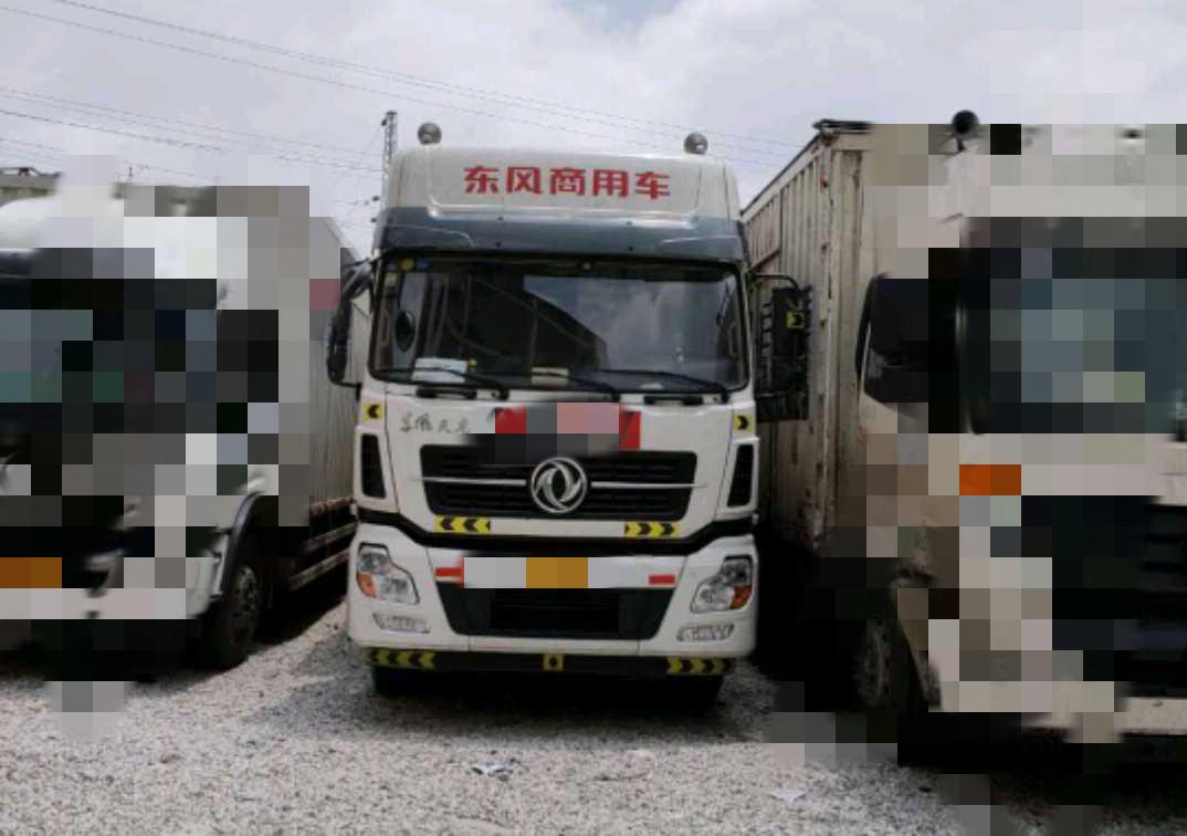 東風天龍 載貨車  260匹 2018年09月 6x2