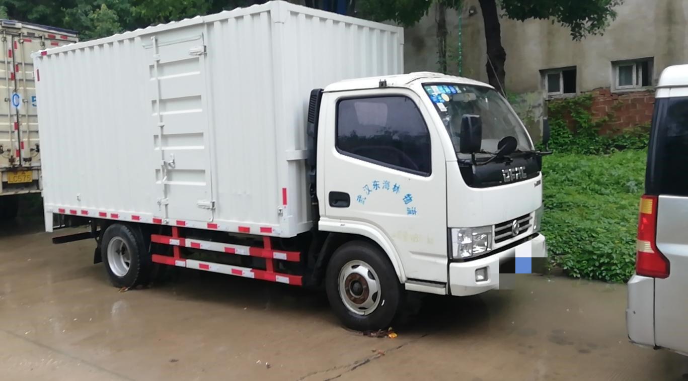 東風其他車系 載貨車  115匹 2015年02月 4x2