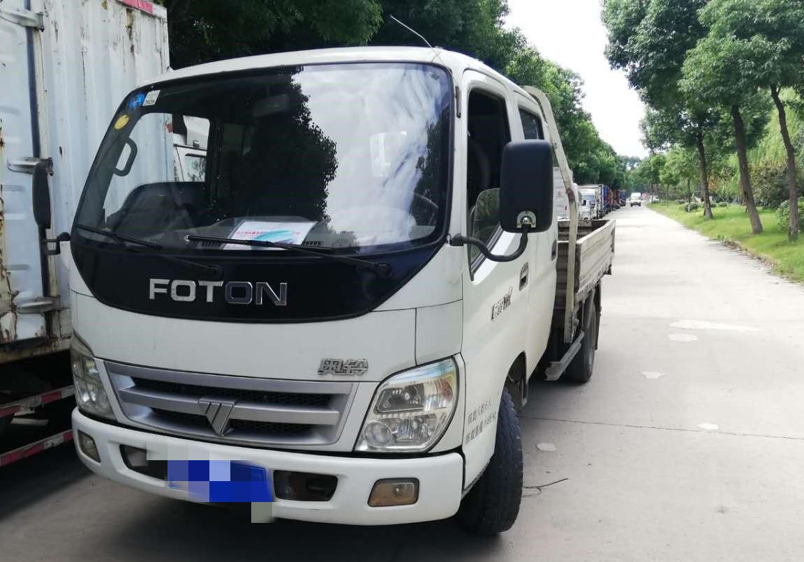 #其他品牌 載貨車  120匹 2011年07月 4x2