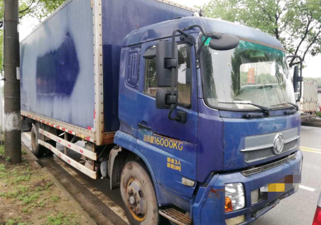 東風天錦 載貨車  180匹 2012年07月 4x2