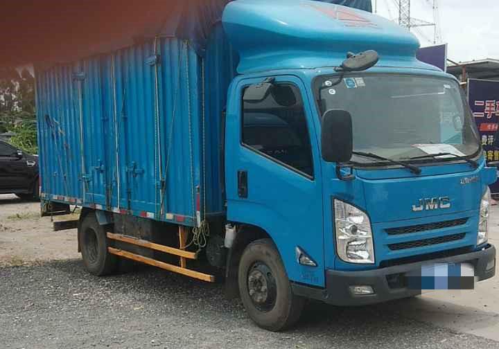 #其他品牌 载货车  116匹 2017年11月 4x2