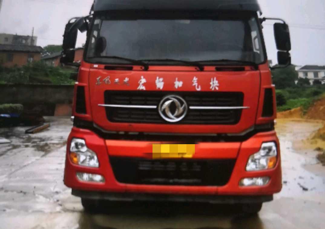 東風天龍 載貨車  350匹 2017年08月 8x4