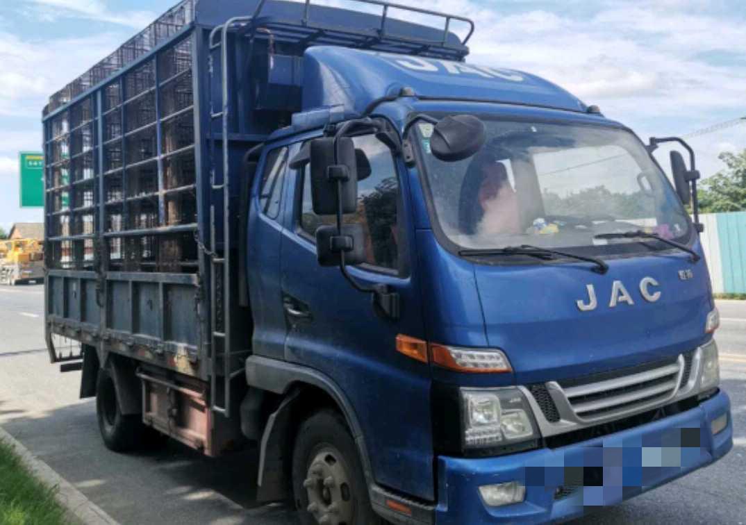 江淮其他車系 載貨車  160匹 2016年01月 6x2