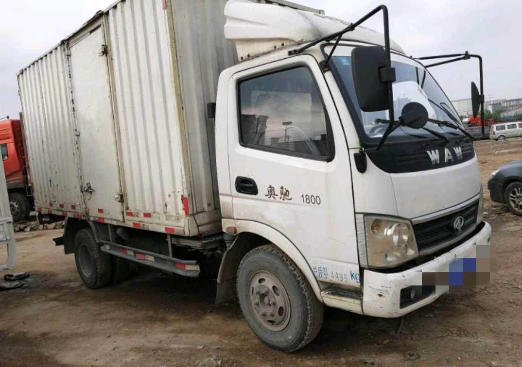 #其他品牌 載貨車  130匹 2012年01月 4x2