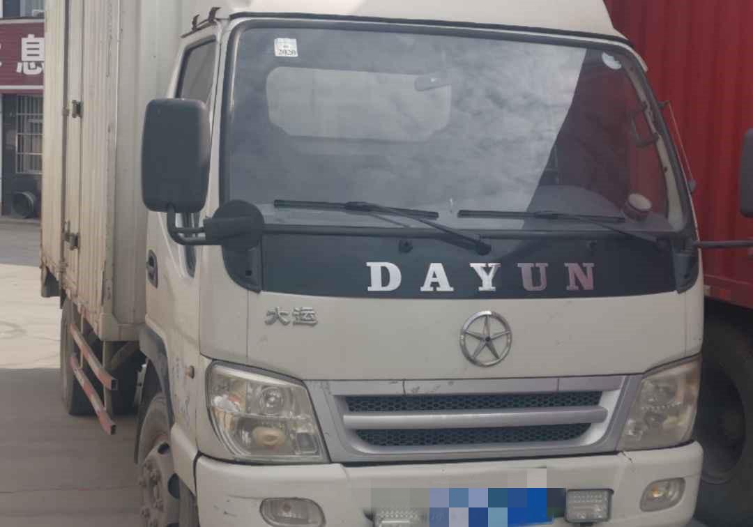 大运奥普力 载货车  118匹 2014年10月 4x2