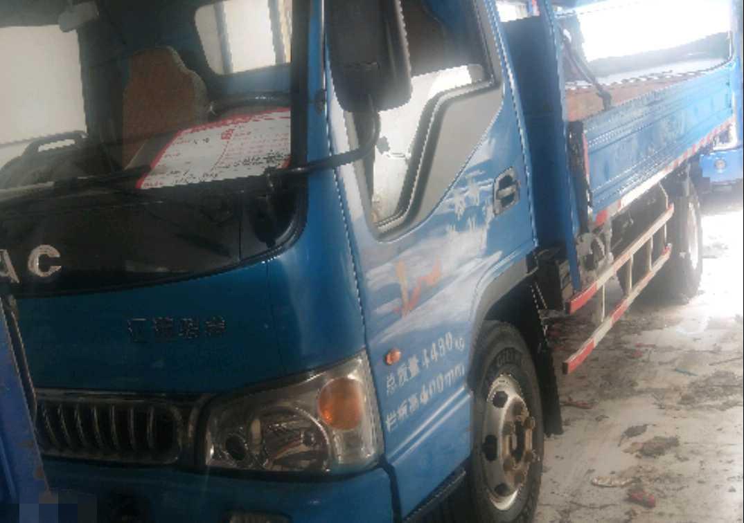 江淮其他車系 載貨車  156匹 2013年06月 4x2