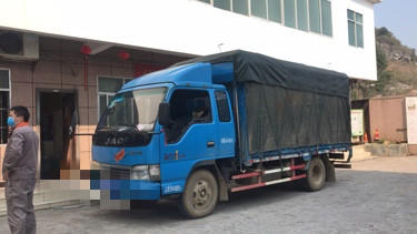 江淮其他车系 载货车  96匹 2012年07月 6x2