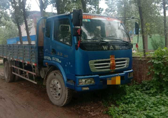 #其他品牌 载货车  123匹 2012年03月 4x2