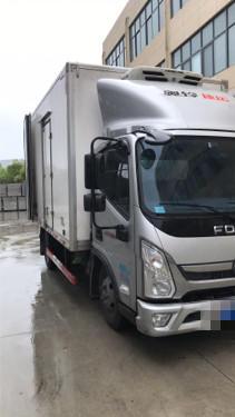 福田歐曼其他車系 冷藏車  147匹 2020年06月 4x2