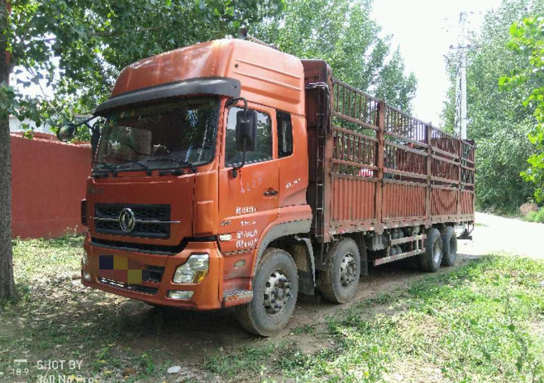 東風天龍 載貨車  260匹 2012年02月 8x4