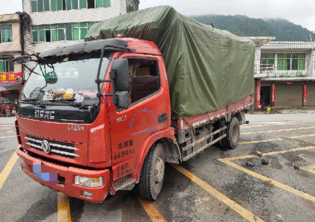東風其他車系 載貨車  150匹 2016年04月 4x2