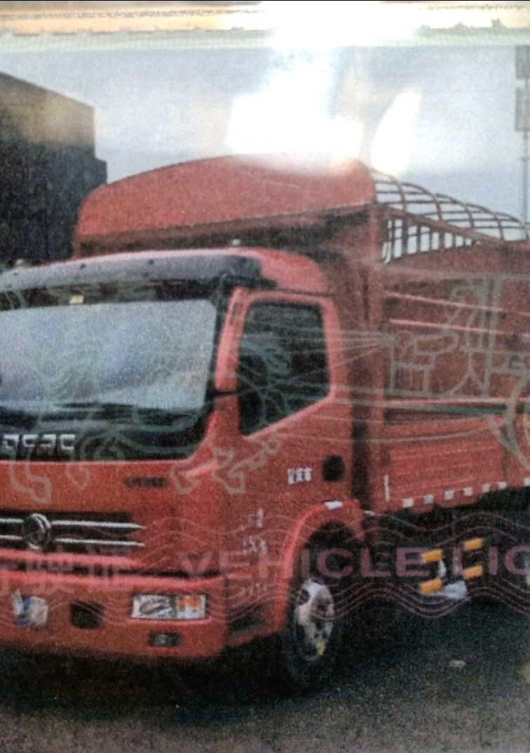 東風銳鈴 載貨車  2014年11月 4x2