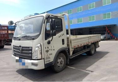 福田欧曼其他车系 载货车  150匹 2019年05月 4x2