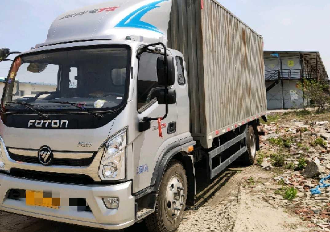 #其他品牌 载货车  170匹 2019年08月 4x2