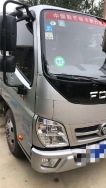 #其他品牌 载货车  88匹 2018年01月 4x2