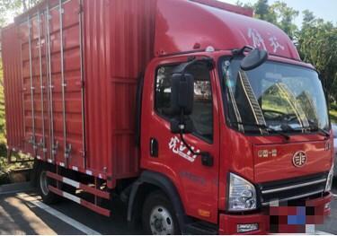 一汽解放其他车系 载货车  149匹 2020年07月 4x2