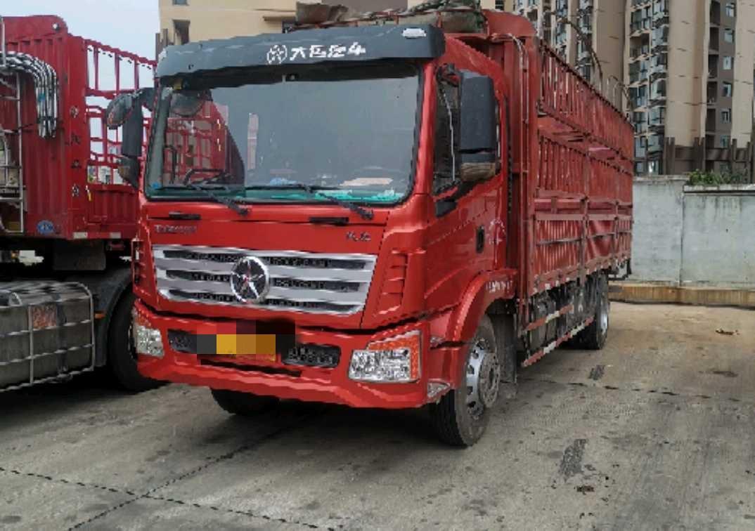 大運運馳 載貨車  160匹 2016年12月 4x2