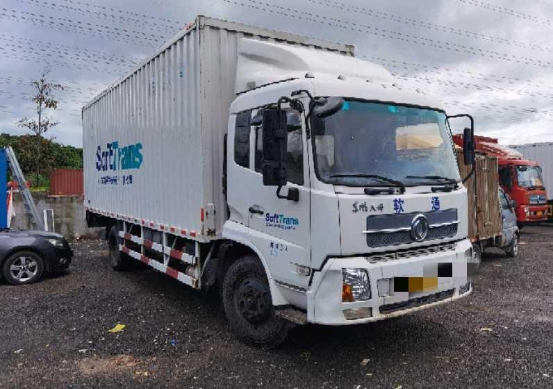 东风天锦 载货车  190匹 2014年12月 4x2