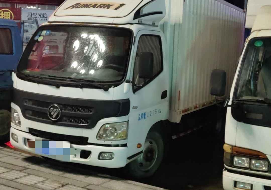 #其他品牌 载货车  118匹 2014年12月 4x2