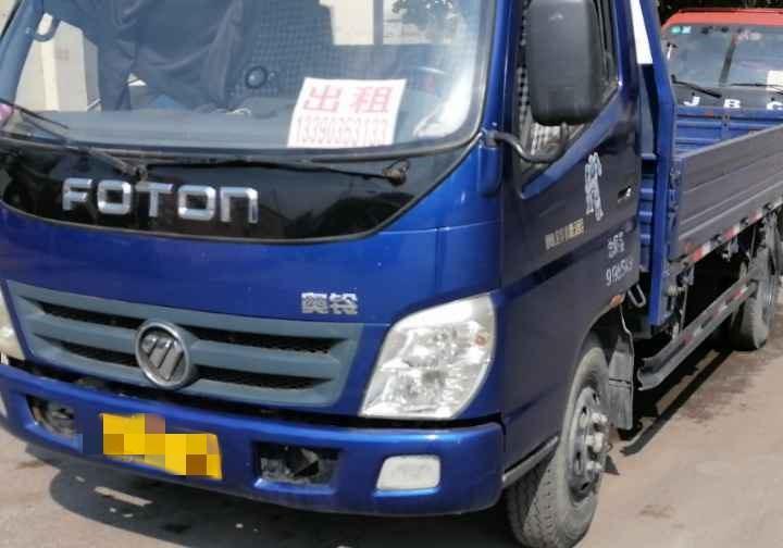 福田歐曼其他車系 載貨車  110匹 2013年03月 4x2