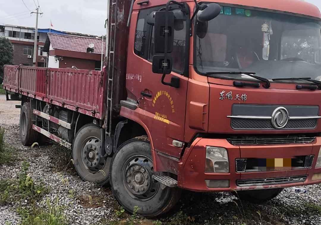 東風天錦 載貨車  210匹 2012年11月 6x2