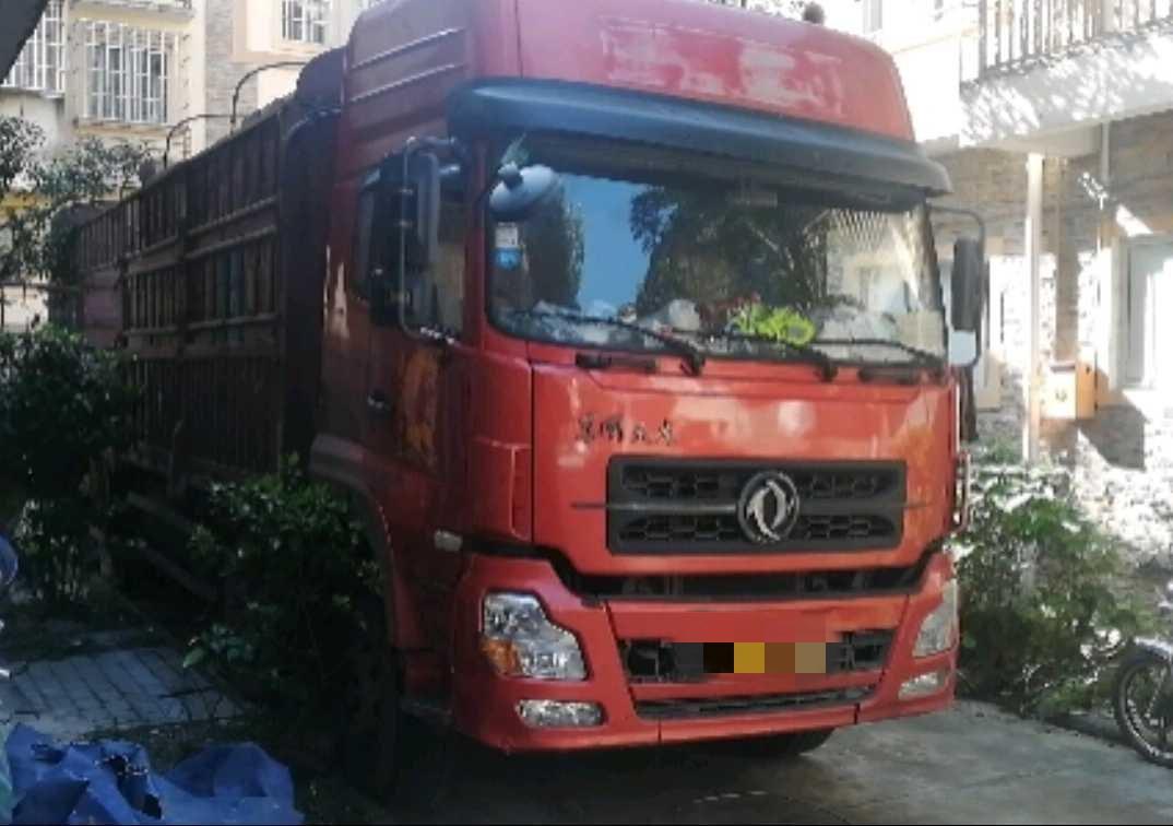 東風天龍 載貨車  340匹 2011年07月 6x4
